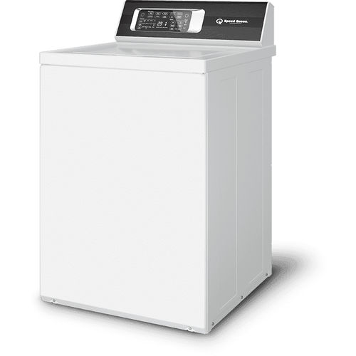 top-loading washing machine / with suspension system