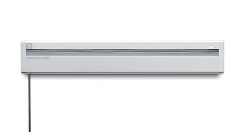 aluminum cable trunking / wall-mounted / commercial