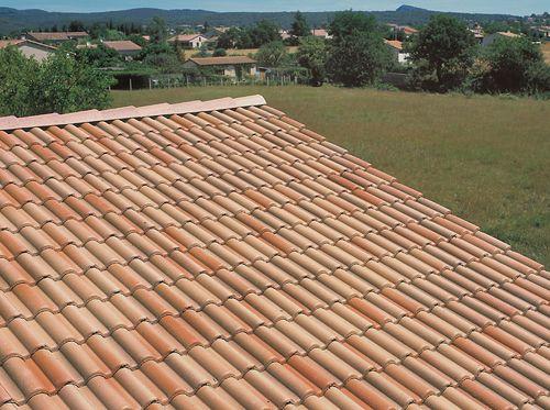 Roman Roof Tile Plein Ciel Monier French Concrete