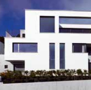 cladding coating / insulating / outdoor / for walls