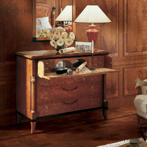 classic secretary desk / wooden