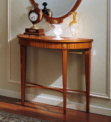 Biedermeier style sideboard table