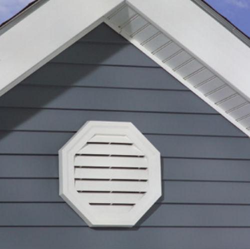 vinyl ventilation grill / rectangular / square / round