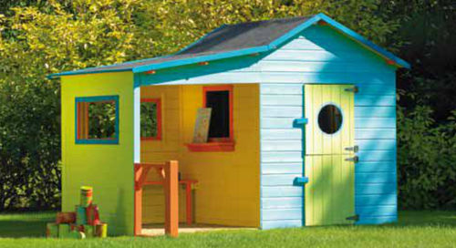 garden playhouse / for outdoor use