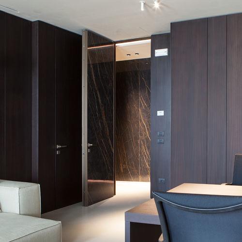 interior door / swing / pocket / ceramic