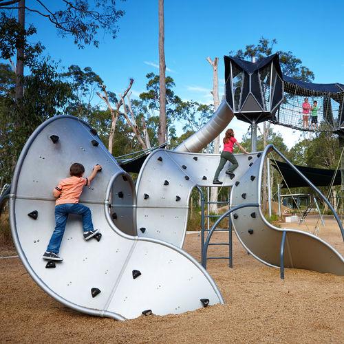playground safety net