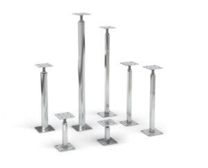 raised floor pedestal