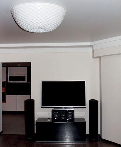 PVC stretch ceiling / acoustic