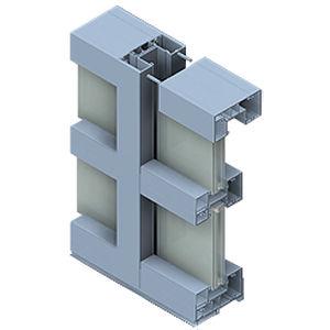 glass door profile