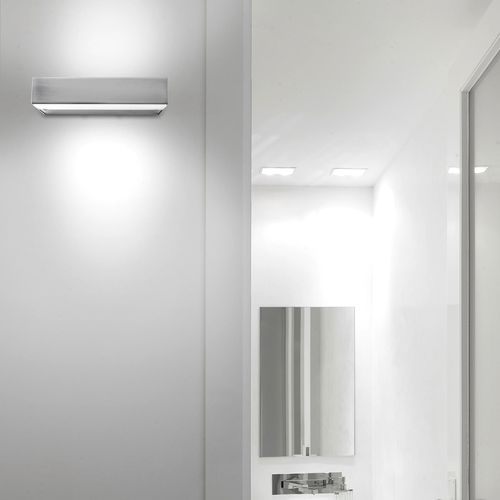 wall-mounted emergency light