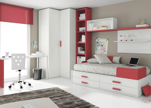 White Children S Bedroom Furniture Set Touch 30 Ros 1 S A Unisex