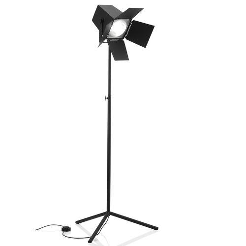 floor spotlight / indoor / LED / halogen