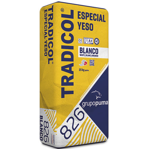 fixing mortar / for tiles / cement