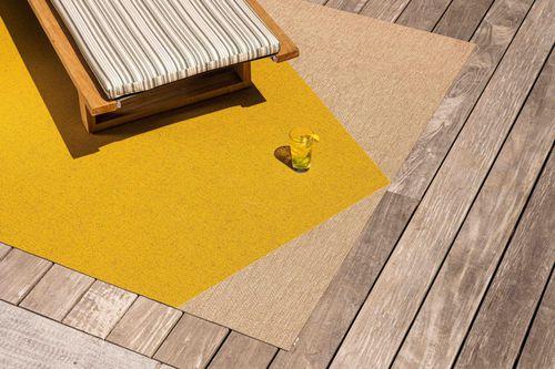 woven vinyl rug - DICKSON CONSTANT