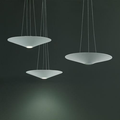 fabric acoustic baffle / hanging / decorative