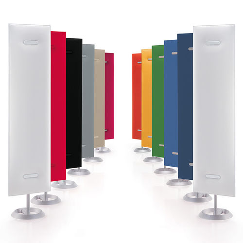 interior acoustic panel / fabric / decorative / commercial