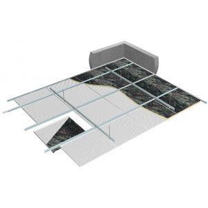 galvanized steel suspended ceiling