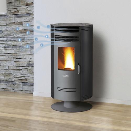 pellet heating stove - FAIR srl