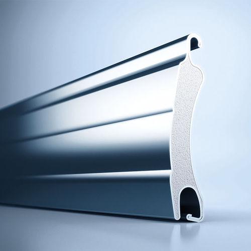 roller shutter / louvre / steel / window