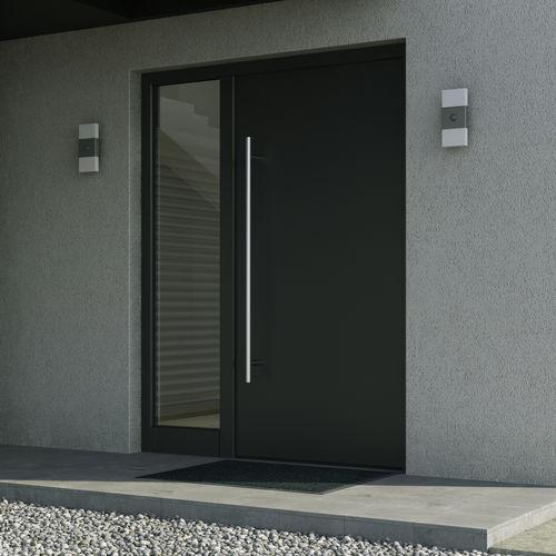 aluminum door profile