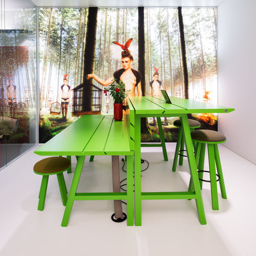 contemporary picnic table - BuzziSpace