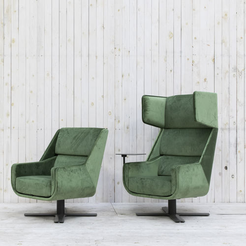 contemporary armchair - BuzziSpace