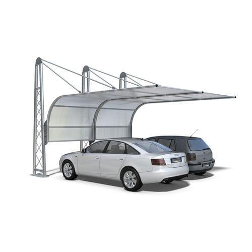 galvanized steel carport