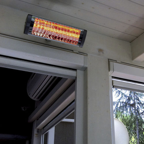 wall-mounted infrared patio heater