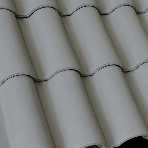 pantile / cement / gray