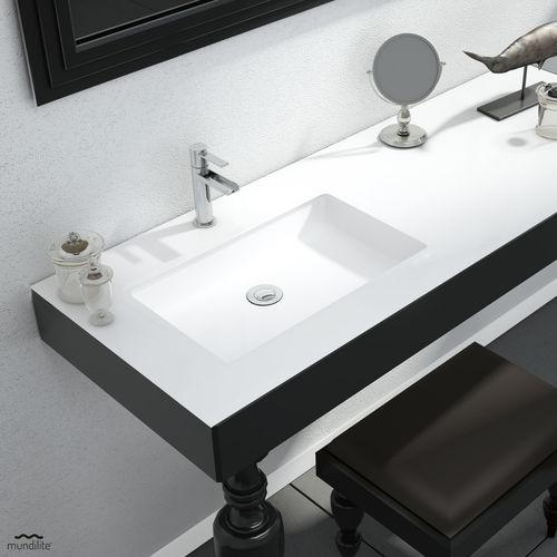 built-in washbasin - Mundilite