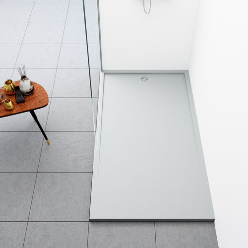 rectangular shower base - Mundilite