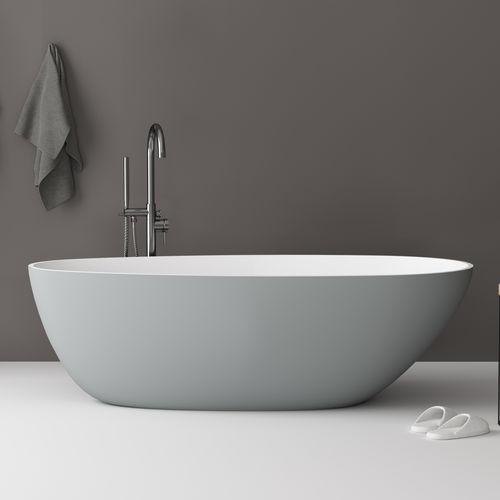 oval bathtub - Mundilite