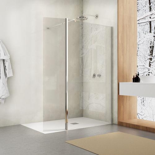 fixed shower screen - Mundilite