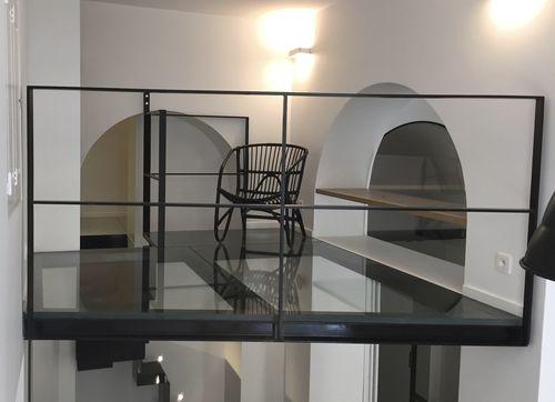 steel raised access floor