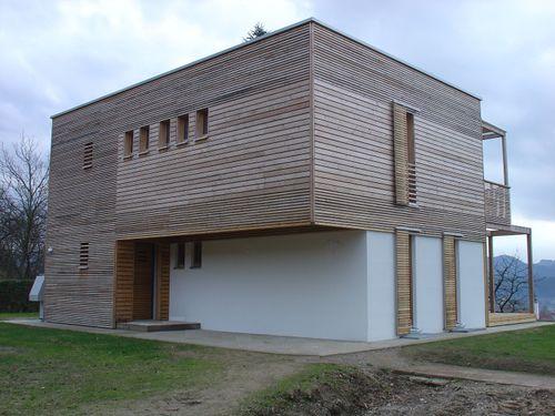 prefab house / modular / individual / contemporary