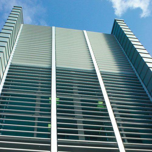 titanium solar shading