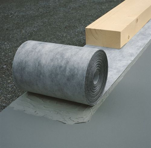 protection waterproofing membrane / for walls / for flooring / for foundations