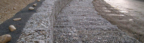 mattress gabion / protection / steel