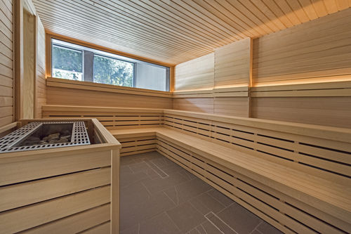 Finnish sauna / home
