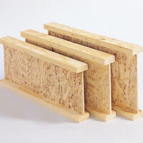 laminated veneer lumber beam