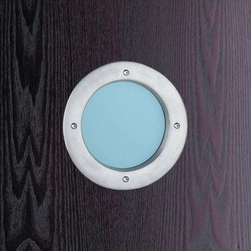 aluminum porthole / door
