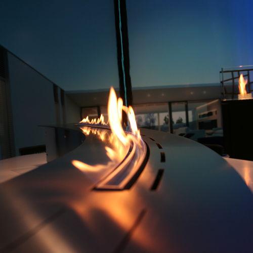 contemporary bioethanol burner
