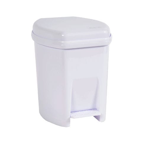 kitchen trash can / metal / ABS / contemporary