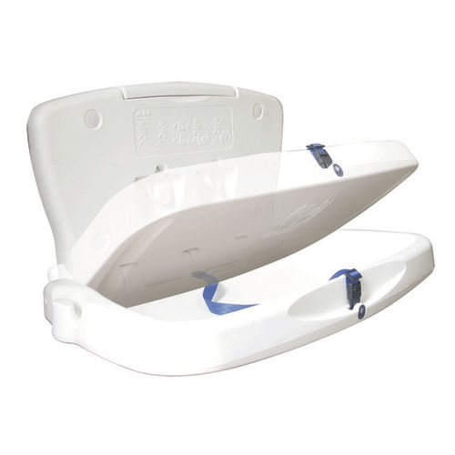 polyethylene changing table / commercial