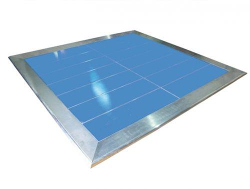 electric radiant panel / floor