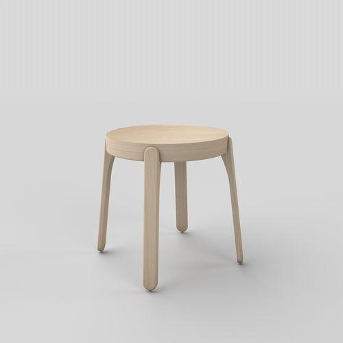 contemporary stool - TEKHNE S.r.l.