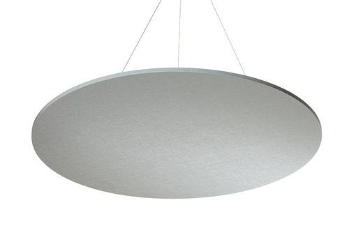 ceiling acoustic panel / PET / commercial