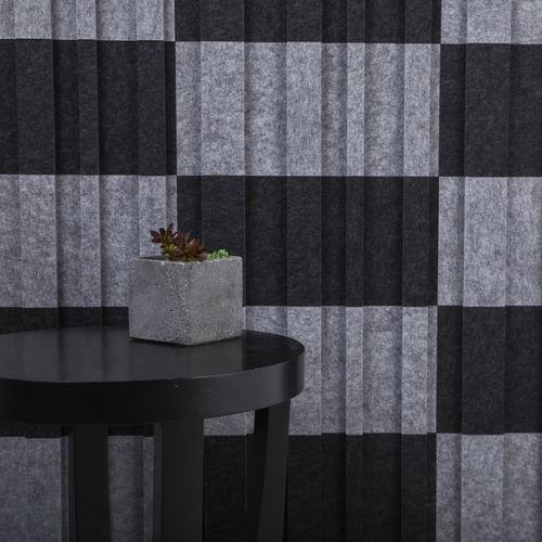 indoor tile / wall / plastic / rectangular