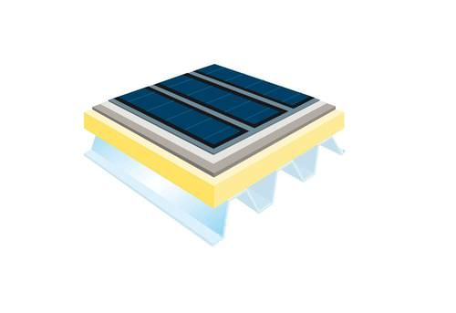 waterproofing system for PV applications