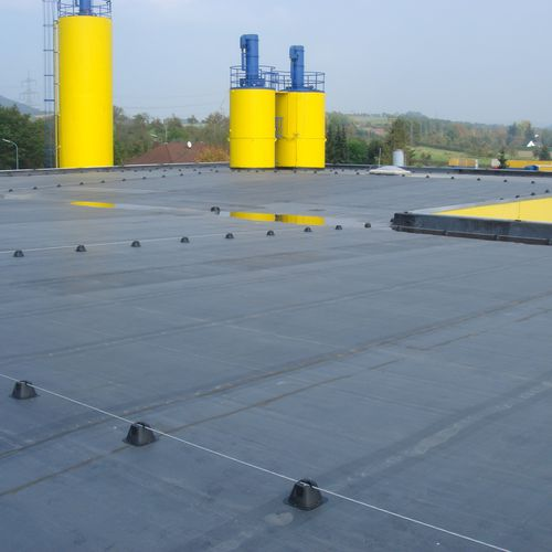 metal profile roof system